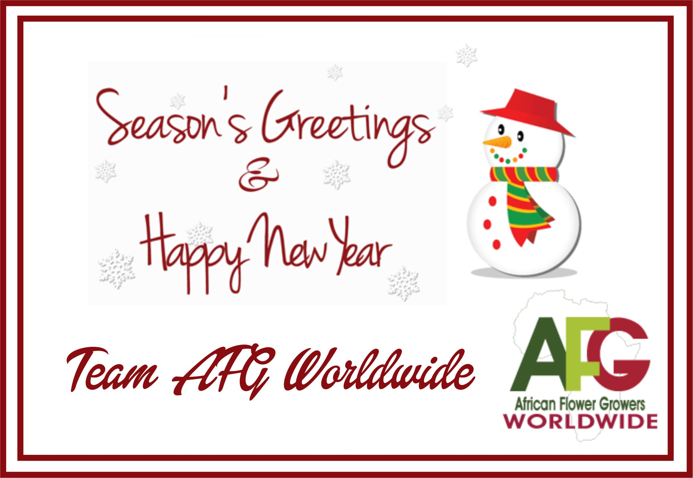 Seasons greetings and a happy 2017 afg worldwide seasons greetings from afg worldwide m4hsunfo