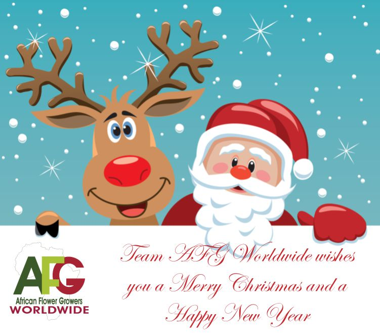Seasons Greetings from AFG Worldwide 2017